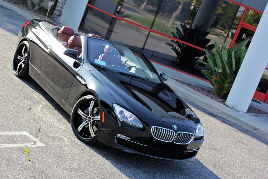 Gianelle Cancun 22 on BMW 6