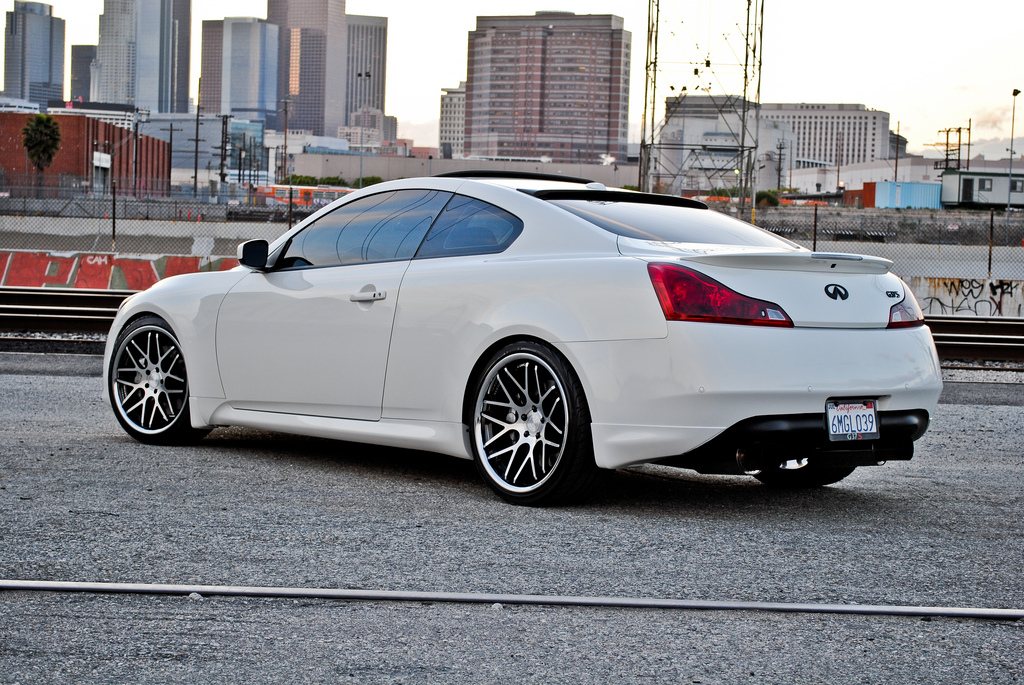 Vertini Concave Magic on Infiniti G37S
