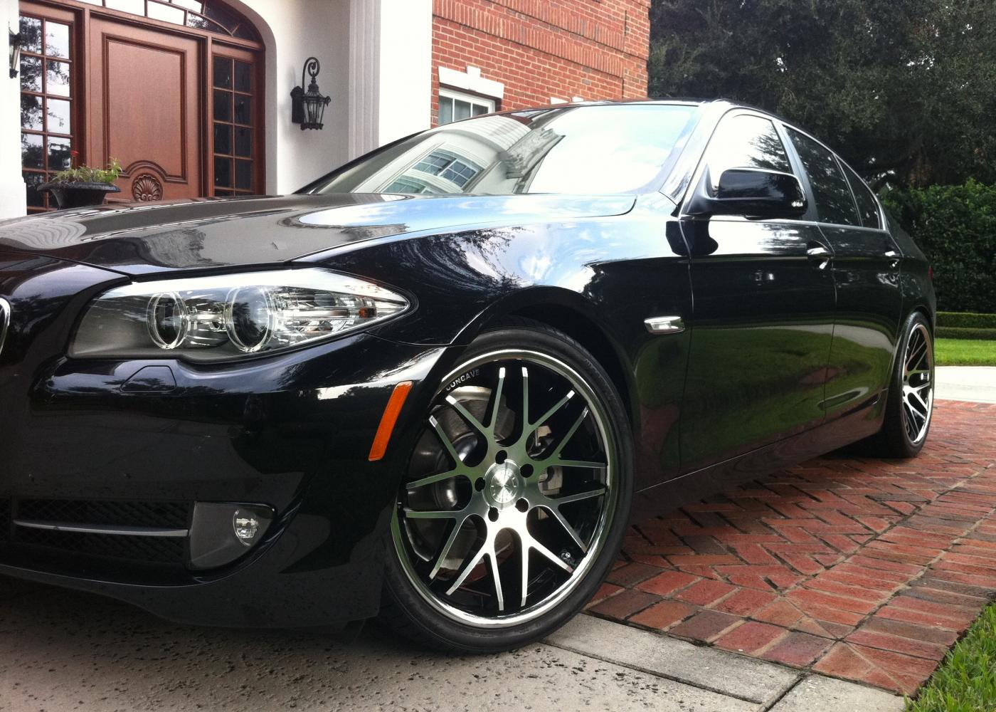 Vertini Concave Magic(Black Machined Face) 20'' on BMW F10
