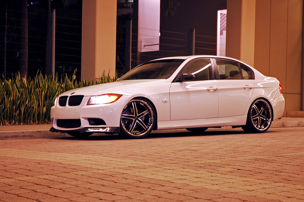 Vertini Fairlady on BMW 3 Series E90