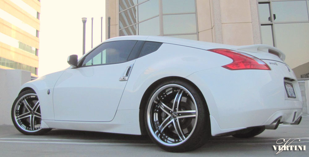 Vertini Fairlady on Nissan 370Z