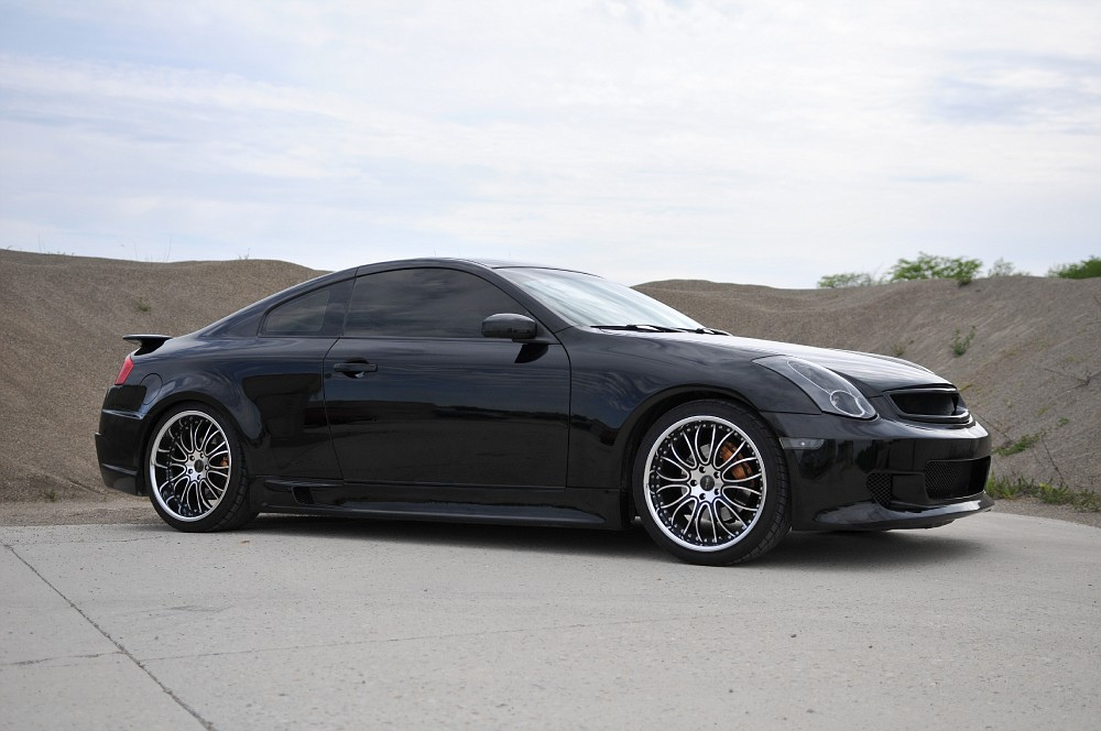 Vertini Fashion on Infiniti G35