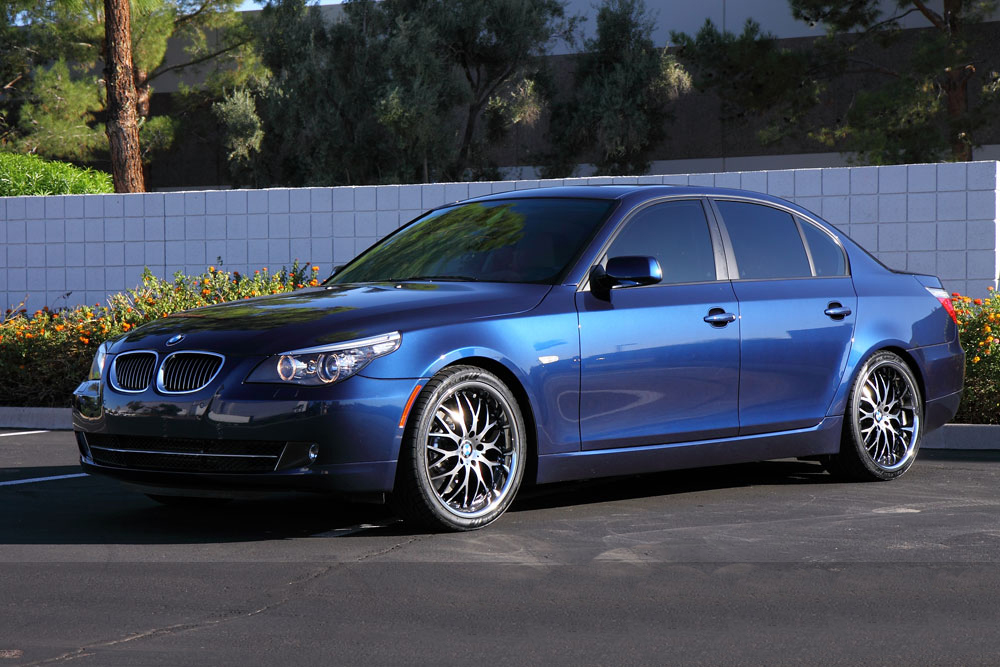 Vertini Riviera-S 19' on BMW 5-series