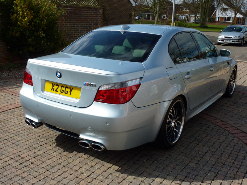 Vertini Riviera-S on BMW M5