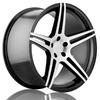 Incurve Wheels IC-S5 MB