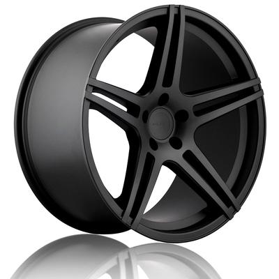 Incurve Wheels IC-S5 Black